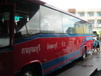 8203番のバス