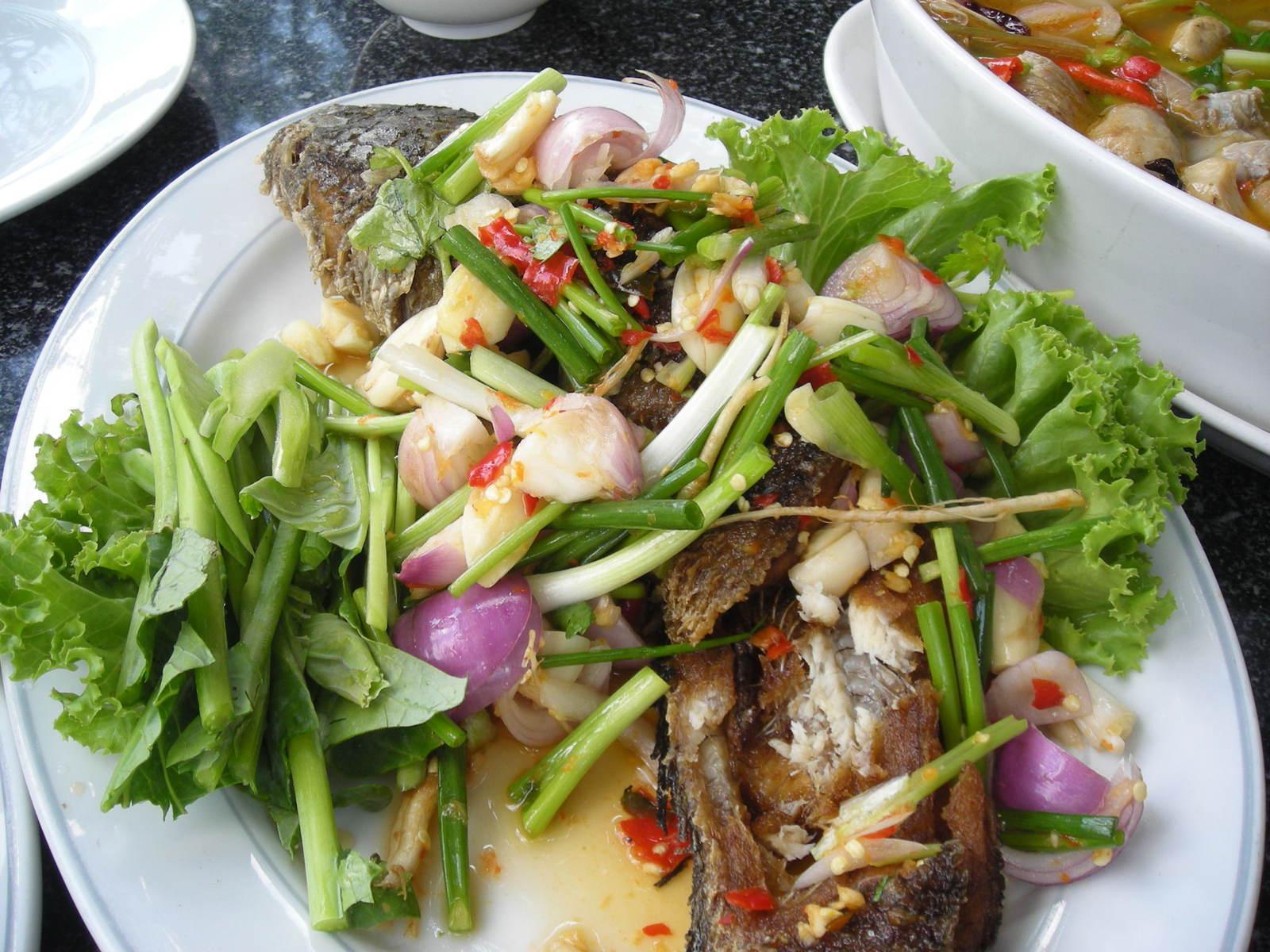 タイ料理【魚】