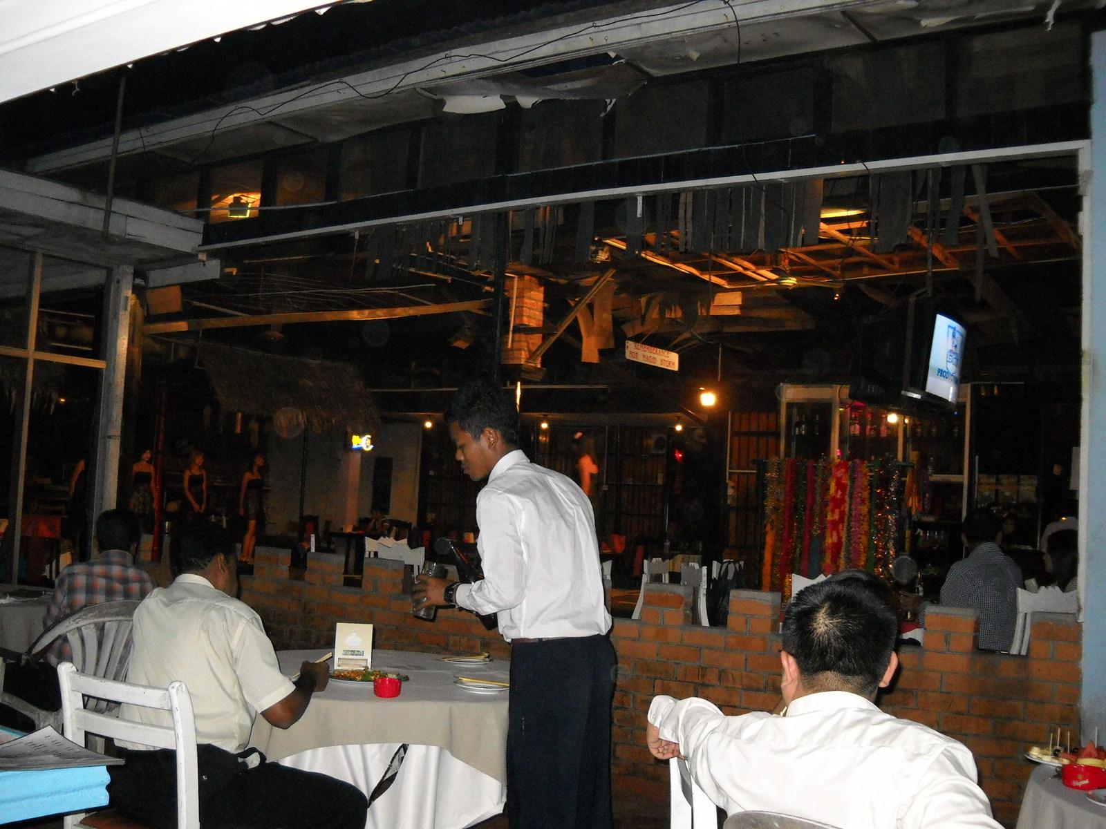 ゼロ・ゾーン・ロック・レストラン