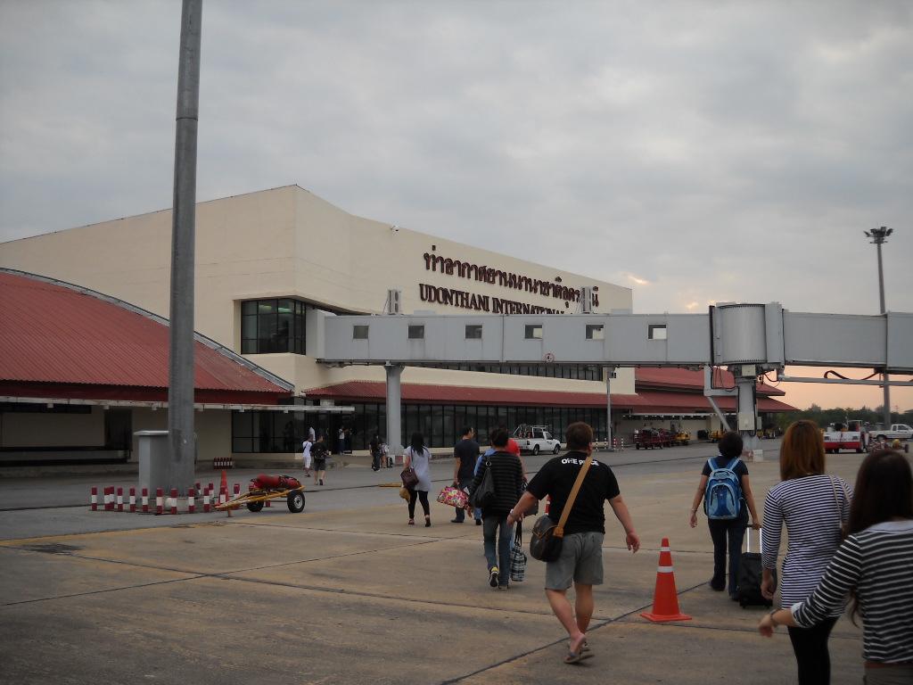 ウドンターニー国際空港