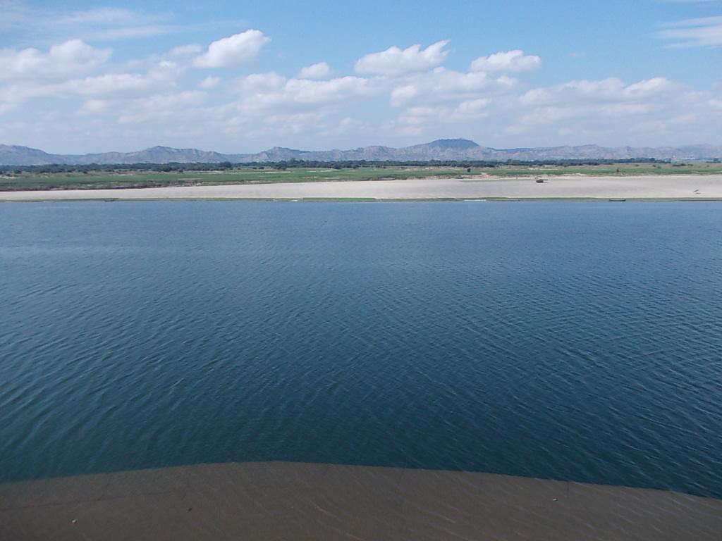 バガン・エーヤワディー川