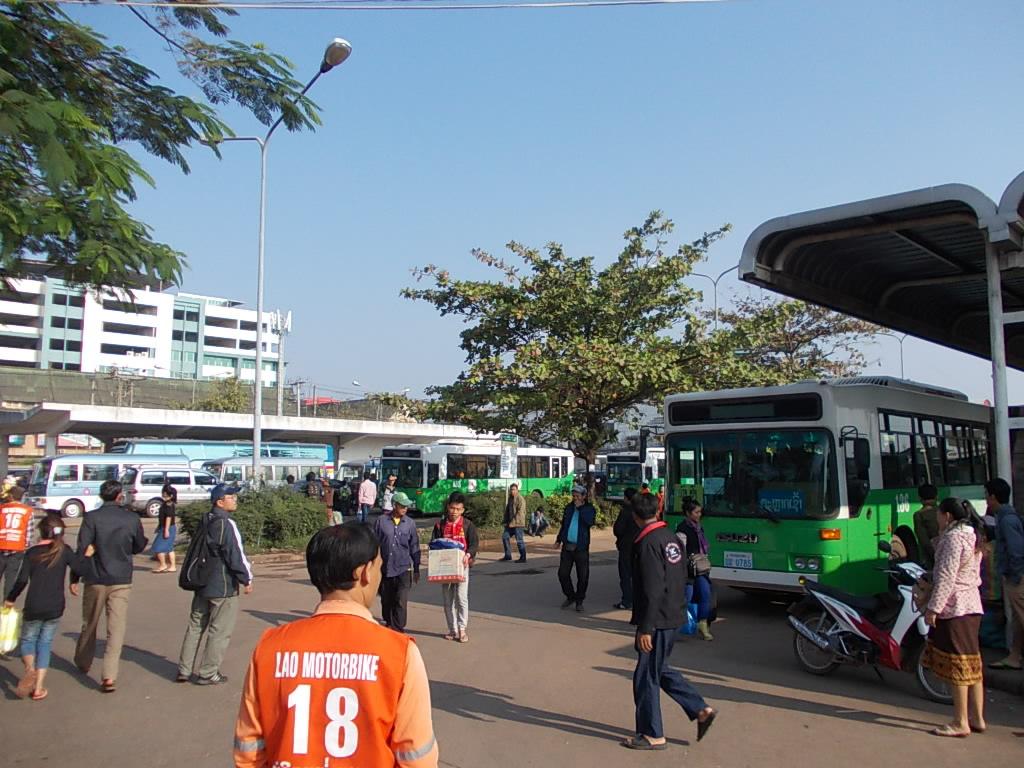 ビエンチャン国際バスステーション