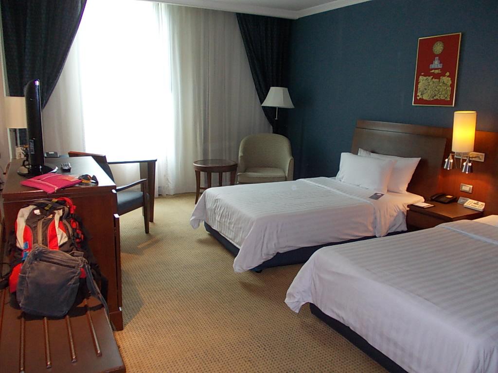 ノボテルホテル