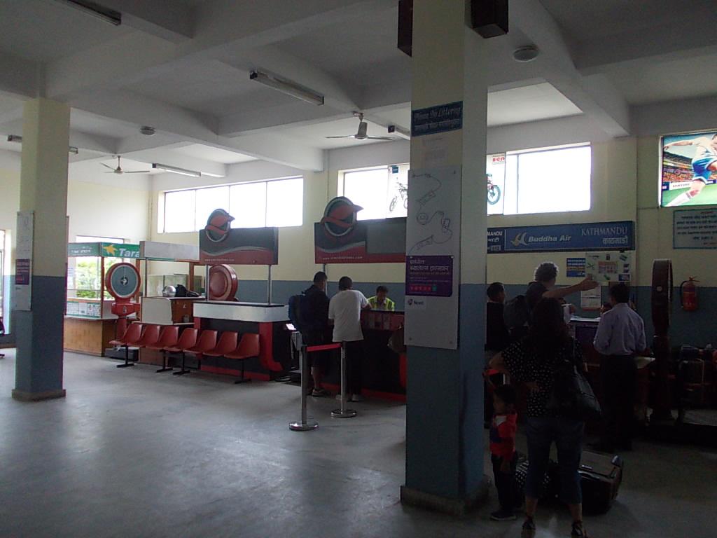 ポカラ空港